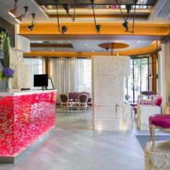 Отель Marais Grands Boulevards Париж гостиничный бар