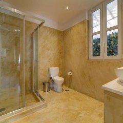 Отель Home and Art Suites Греция, Афины - отзывы, цены и фото номеров - забронировать отель Home and Art Suites онлайн ванная