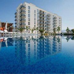 Апарт-отель Имеретинский —Прибрежный квартал Сочи бассейн фото 3