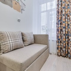 Апартаменты Sokroma Питер FM Aparts комната для гостей