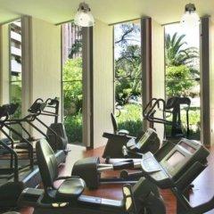 Отель Lisbon Marriott Hotel Португалия, Лиссабон - отзывы, цены и фото номеров - забронировать отель Lisbon Marriott Hotel онлайн фитнесс-зал фото 4