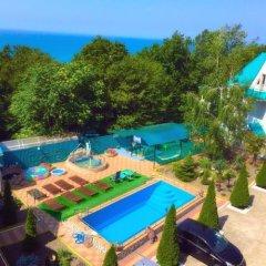 Гостиница Комплекс мини-гостиниц «Дженнет» бассейн фото 3