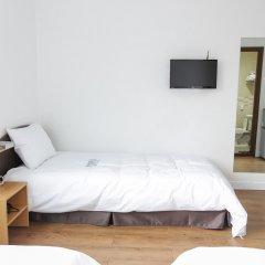 Отель Jongnowon Hostel Южная Корея, Сеул - 1 отзыв об отеле, цены и фото номеров - забронировать отель Jongnowon Hostel онлайн комната для гостей фото 5