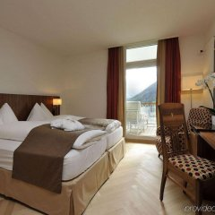 Отель Waldhotel Davos Швейцария, Давос - отзывы, цены и фото номеров - забронировать отель Waldhotel Davos онлайн комната для гостей фото 3
