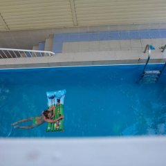 Гостиница ЛеЛюкс в Ольгинке отзывы, цены и фото номеров - забронировать гостиницу ЛеЛюкс онлайн Ольгинка бассейн фото 2