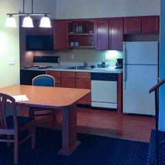 Отель Hawthorn Suites By Wyndham Airport Columbus East Колумбус в номере фото 2