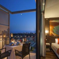 Отель Ramada Plaza Milano балкон