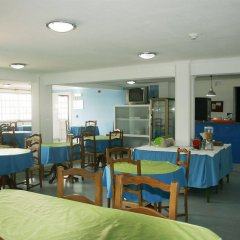 Hotel Azul Praia питание