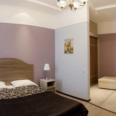 Малый отель на Черниковской комната для гостей