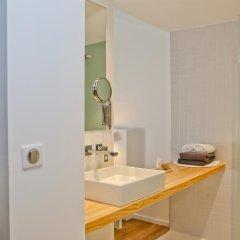 Отель Restaurant Santiago Франция, Хендее - отзывы, цены и фото номеров - забронировать отель Restaurant Santiago онлайн ванная фото 2