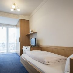 Отель Erzherzog Johann Сцена комната для гостей фото 3