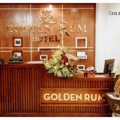 Golden Rum Hotel Далат интерьер отеля фото 3
