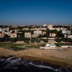 Отель Vila Foz Hotel & SPA Португалия, Порту - отзывы, цены и фото номеров - забронировать отель Vila Foz Hotel & SPA онлайн пляж