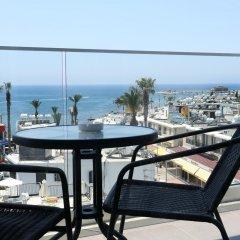 Отель Dionysos Central Hotel Кипр, Пафос - отзывы, цены и фото номеров - забронировать отель Dionysos Central Hotel онлайн балкон