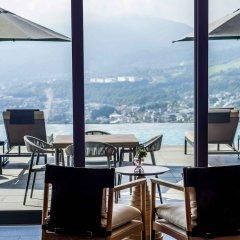 Отель ANA InterContinental Beppu Resort & Spa Япония, Беппу - отзывы, цены и фото номеров - забронировать отель ANA InterContinental Beppu Resort & Spa онлайн питание фото 2