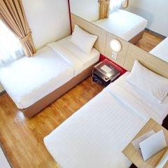 Отель Red Planet Aseana City, Manila комната для гостей фото 4