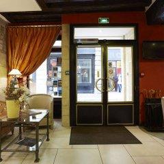 Отель Hôtel Beaubourg Франция, Париж - отзывы, цены и фото номеров - забронировать отель Hôtel Beaubourg онлайн интерьер отеля фото 3