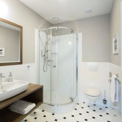 Отель SeNo 6 Apartments Чехия, Прага - отзывы, цены и фото номеров - забронировать отель SeNo 6 Apartments онлайн ванная фото 2
