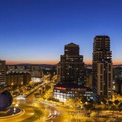 Отель Ilunion Valencia 3 Валенсия городской автобус