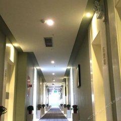Hongjingdi Boutique Hotel (Chengdu Jinniu Wanda Plaza) интерьер отеля фото 3