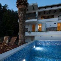 Отель Villa Mia Черногория, Свети-Стефан - отзывы, цены и фото номеров - забронировать отель Villa Mia онлайн бассейн фото 2