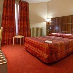 Отель Terminus Montparnasse Париж комната для гостей фото 3