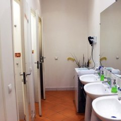 Хостел Online Санкт-Петербург ванная фото 2