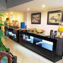 New Hanoi Hotel питание