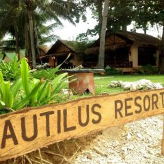 Отель Nautilus Right On The Beach Resort Ланта фото 2