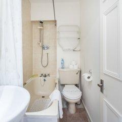 Отель CDP Apartments Knightsbridge Великобритания, Лондон - отзывы, цены и фото номеров - забронировать отель CDP Apartments Knightsbridge онлайн ванная