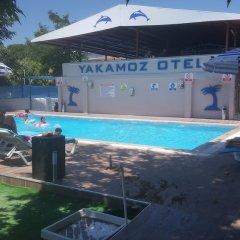 Отель Yakamoz Otel Мармара бассейн фото 2
