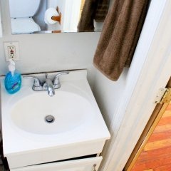 Отель International House - NYC США, Джерси - отзывы, цены и фото номеров - забронировать отель International House - NYC онлайн ванная фото 2