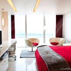 Отель W Seoul Walkerhill Южная Корея, Сеул - отзывы, цены и фото номеров - забронировать отель W Seoul Walkerhill онлайн комната для гостей фото 4