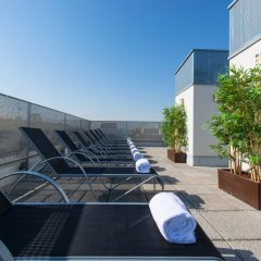 Отель NeoMagna Madrid бассейн фото 3