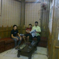 Hotel Welcome Inn Нью-Дели приотельная территория