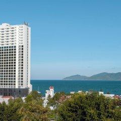 Muong Thanh Grand Nha Trang Hotel пляж фото 2