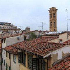 Отель Porcellana Chic Италия, Флоренция - отзывы, цены и фото номеров - забронировать отель Porcellana Chic онлайн балкон