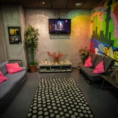 Ideal Youth Hostel спа