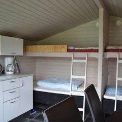 Отель MØrkholt Strand Camping & Cottages Боркоп комната для гостей фото 2