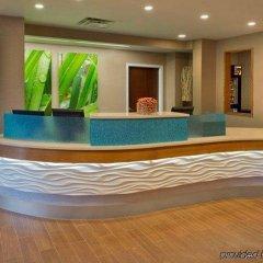 Отель Springhill Suites Columbus Airport Gahanna США, Гаханна - отзывы, цены и фото номеров - забронировать отель Springhill Suites Columbus Airport Gahanna онлайн интерьер отеля фото 2