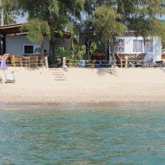 Отель Lanta Wild Beach Resort пляж