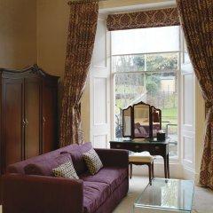 Отель 24 Royal Terrace Великобритания, Эдинбург - отзывы, цены и фото номеров - забронировать отель 24 Royal Terrace онлайн комната для гостей фото 5