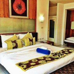 Отель Lawana Escape Beach Resort комната для гостей фото 3