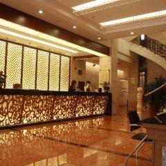 Отель Zhongshan Dongyue Hotel Китай, Чжуншань - отзывы, цены и фото номеров - забронировать отель Zhongshan Dongyue Hotel онлайн интерьер отеля фото 5
