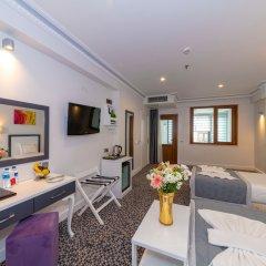 Skalion Hotel & Spa комната для гостей