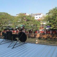 Отель Baan Wanchart Bangkok Residences Бангкок спортивное сооружение
