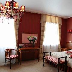 Гостиница Металлург комната для гостей фото 8