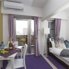 Отель Virage Tenjin Minami Фукуока комната для гостей фото 3