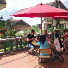 Отель Cat Cat Hotel Вьетнам, Шапа - отзывы, цены и фото номеров - забронировать отель Cat Cat Hotel онлайн бассейн