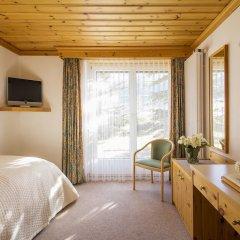 Отель Europa -St. Moritz Швейцария, Санкт-Мориц - отзывы, цены и фото номеров - забронировать отель Europa -St. Moritz онлайн комната для гостей фото 5